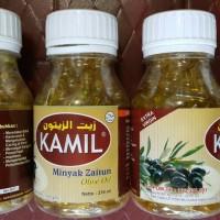 Kamil Minyak Zaitun Extra Virgin Olive Oil 210 Kapsul
