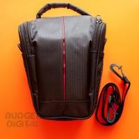 Tas Kamera SLR Segitiga Camera Bag Mirrorless Canon Nikon Fuji Sony