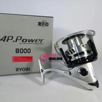 harga Spinning Reel Ryobi Ap Power 8000 Tokopedia.com