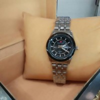 Swiss army mini, jam tangan wanita, tgl + hari aktif/on, kw super