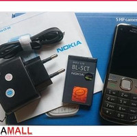 [murah] Nokia C5 - 00 5mp Grey - Nokia C5-00 - Nokia Original Import [