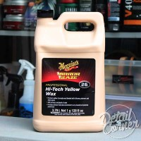 Meguiars M26 Yellow Hi Tech Wax - 100ml