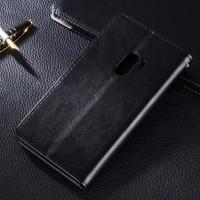 Xiaomi Mi Mix Premium Leather Case Wallet casing bumper dompet kulit