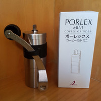 Porlex Mini Hand Grinder Coffee Manual - Penggiling Biji Kopi