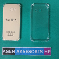 Case ANTI CRACK Samsung A520 A5 2017 Softcase Ultra Clear ANTI SHOCK