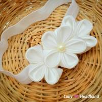 Baby Headband - Bandana Bayi Snow White