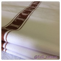 Handuk Hotel/ Handuk Dapur/ Glass Cloth/ Kitchen Towel 43x81cm Agrade