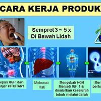Ready! Bio Spray Plus, Biospray HGH, Biospray bionutric