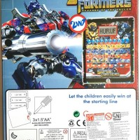 play pad - transformer (tab mainan dan belajar) Murah