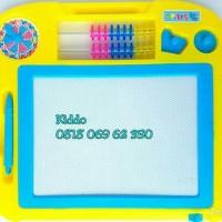 Papan tulis tanpa spidol/kapur - multifungsi Limited