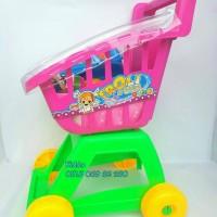 Mainan Troli Supermarket Diskon