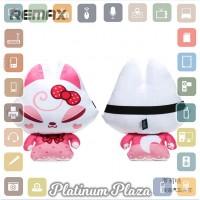 Remax Zhuaimao Decoration Doll Cute Figure - Model 2 - Mu'6KHRFK-Color