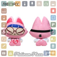 Remax Zhuaimao Decoration Doll Cute Figure - Model 5 - Mu'6KHUEK-Color