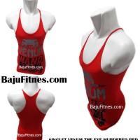 Jual Baju Gym Tali Kecil - SINGLET VENUM THE EXE MURDERED RED Murah