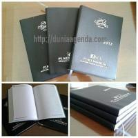 Produksi Buku Custom Logo Embos
