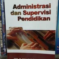 Administrasi dan Supervisi Pendidikan