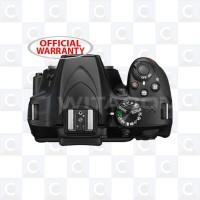 Nikon D3400 Kit AF-P DX 18-55mm 3.5-5.6G VR Lens Diskon