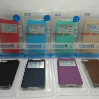 Sarung Flip Shell Cover Jelly Softcase Sony Xperia Z Ultra / Xl39h