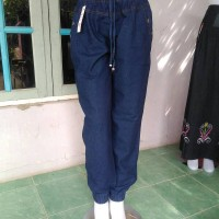Jual Celana jogger pants jeans jumbo Murah