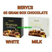Harga makanan dan minuman beryl s tiramisu box chocolate 65gr beryls | antitipu.com