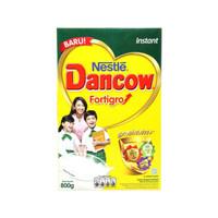 DANCOW Instant Enriched Fortigro Susu Plain Box 800g