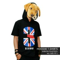 kaos 3second / tshirt hoodie pria 3second / kaos murah bandung