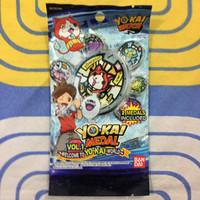 Medal Yo Kai Watch Vol 1