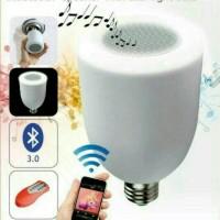 Lampu Speaker Bluetooth