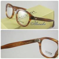 Kacamata / Frame Moscot Lemtosh Medium Blonde Premium