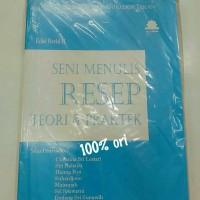 SENI MENULIS RESEP TEORI & PRAKTEK EDISI REVISI II