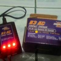 Charger B3 Ac HobbyKing lipo balance 2s-3s (RUSAK)