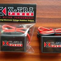 Volt Stabilizer Motor penstabil tegangan listrik motor Garansi 1 Tahun