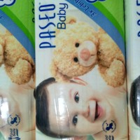 Tissue Paseo Baby Pure Soft 130 sheets 3 ply