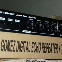 BOX GOMEZ DIGITAL ECHO REPEATER + TONE CONTROL