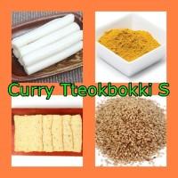 Curry Tteokbokki Value Plus