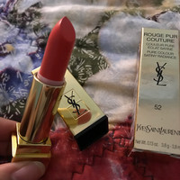 ysl lipstick no 52