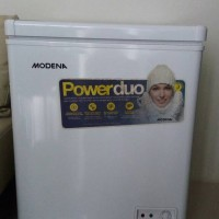 Modena Freezer (bekas) MD 10 W cap.100ltr