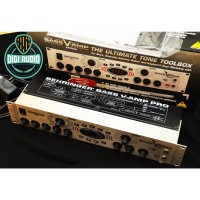 Behringer Bass V-Amp Pro for Bass Guitar / Gitar Effect Processor
