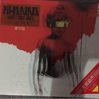 CD Rihanna anti deluxe # 3 disc