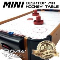 Mini Desktop Air Hockey Table - Mainan Hadiah Anak Meja Billiard Kecil