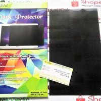 Jual anti gores antigores laptop notebook 14 inci antispy anti spy hitam Murah
