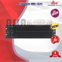 Equalizer DBX 1231 / DBX1231 / DBX-1231
