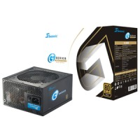SEASONIC G-650 650W - MODULAR-80+GOLD CERTIFIED-5 YEARS-RETAIL