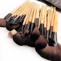 Bobbi Brown Make Up Brush Kuas MakeUp 24 pcs 24pcs Dompet Tali Black