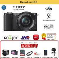 harga Sony Alpha A5000 Lensa 16-50mm Free Aksessories Kamera Tokopedia.com