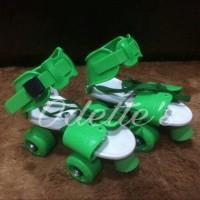 Jual Sepatu Roda 4 Anak / Dry Skate Ban Karet / Sepatu Roda Anak Murah