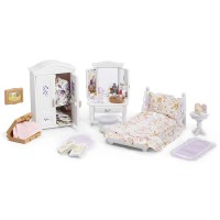 Sylvanian Families / Calico Critters Girl Lavender Bedroom Set