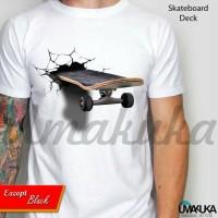 harga Kaos 3d Umakuka Original - Skateboard Deck Tokopedia.com