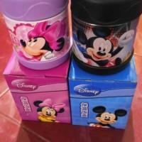 baju anak import branded thermos soup mickey minnie mouse disney ori