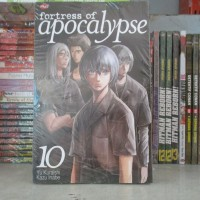 FORTRESS OF APOCALYPSE 1-10 END